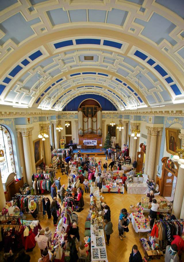 Secret Vintage Fair Colchester Town Hall